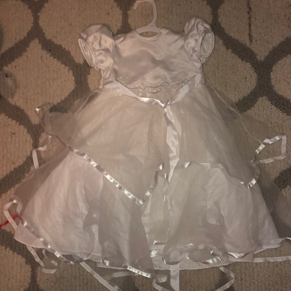Babygirl Christening/Baptism Dress